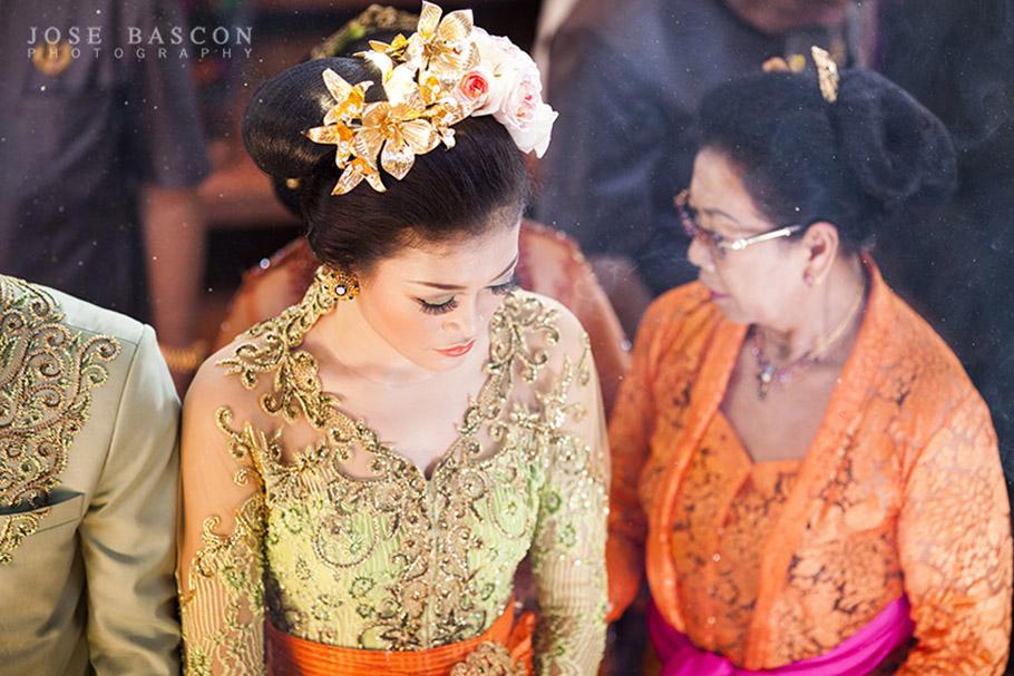 Las princesas de Ubud